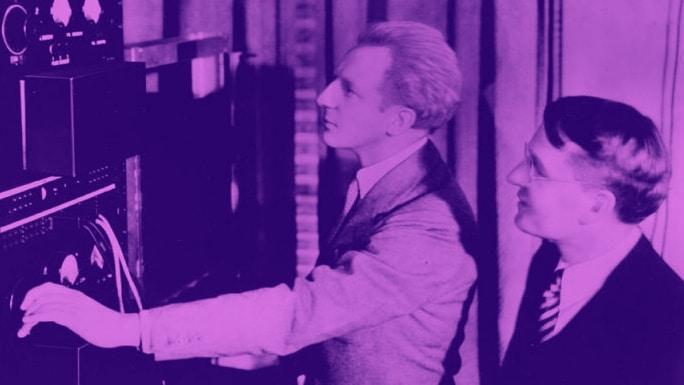 historia sonidos binaurales