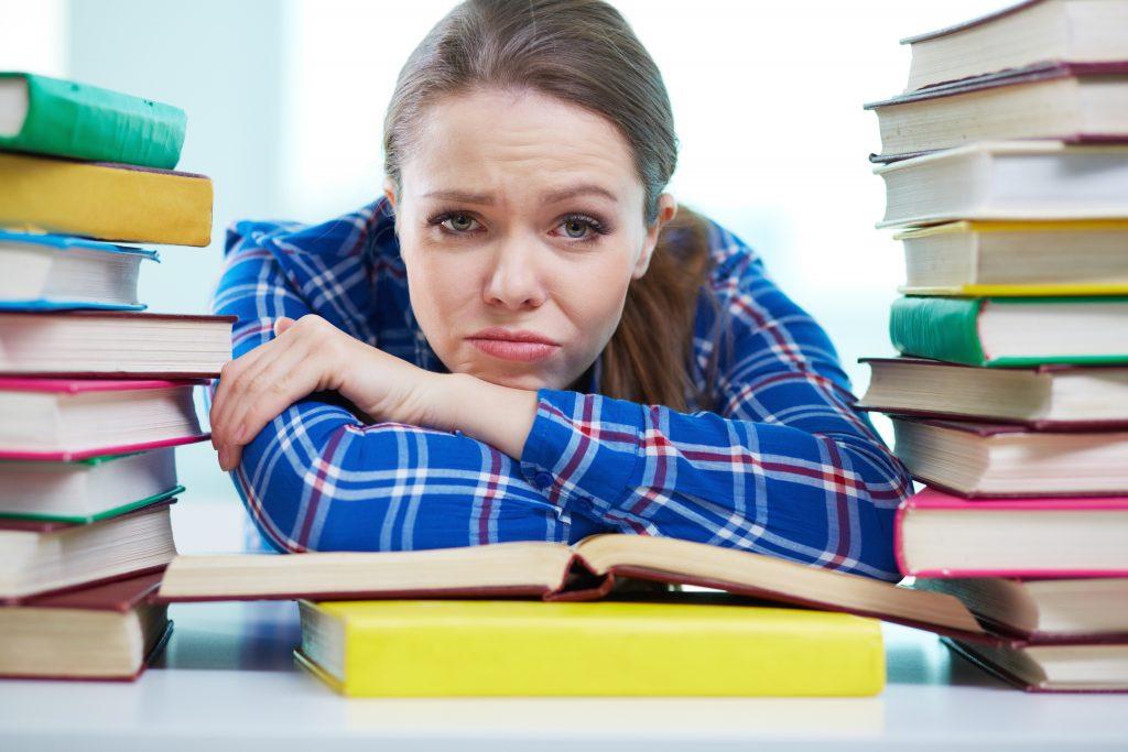 alumna frustrada