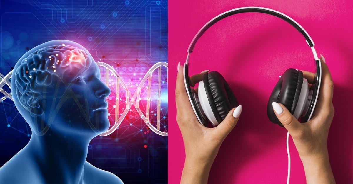 auriculares para música binaural