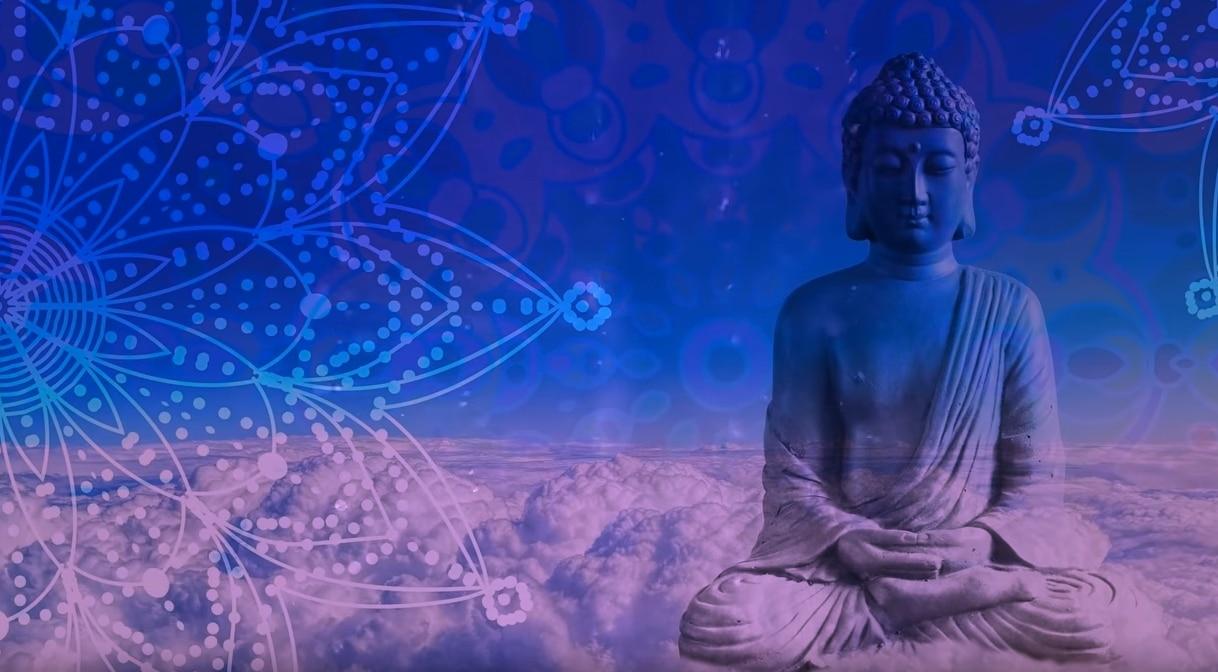 Meditación con ondas alfa